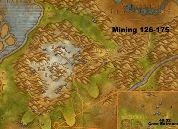 Horde Mining Guide – Vanilla WoW 1 12 1 – Vanilla WoW Addons